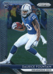 2018 Prizm Indianapolis Colts Team Set