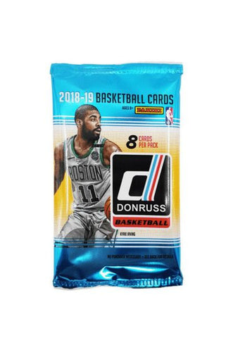 2018-19 Panini Donruss Basketball Blaster Pack