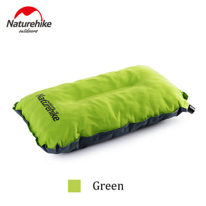 NatureHike  Automatic Inflatable Air Pillow Outdoor Travelmate NH17A001-L