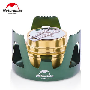 Naturehike Mini Portable Alcohol Burners Outdoor Burner For Picnic NH18L001-T