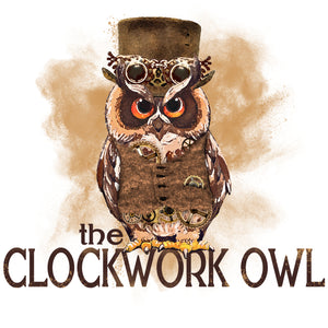 The Clockwork Owl