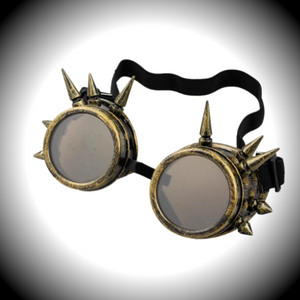 The Transporter's Goggles