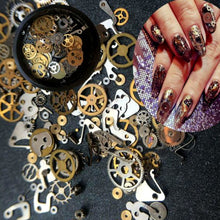 Cog & Gear Nail Art Kit