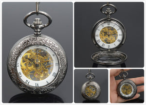 Vintage Steampunk Pocket Watches