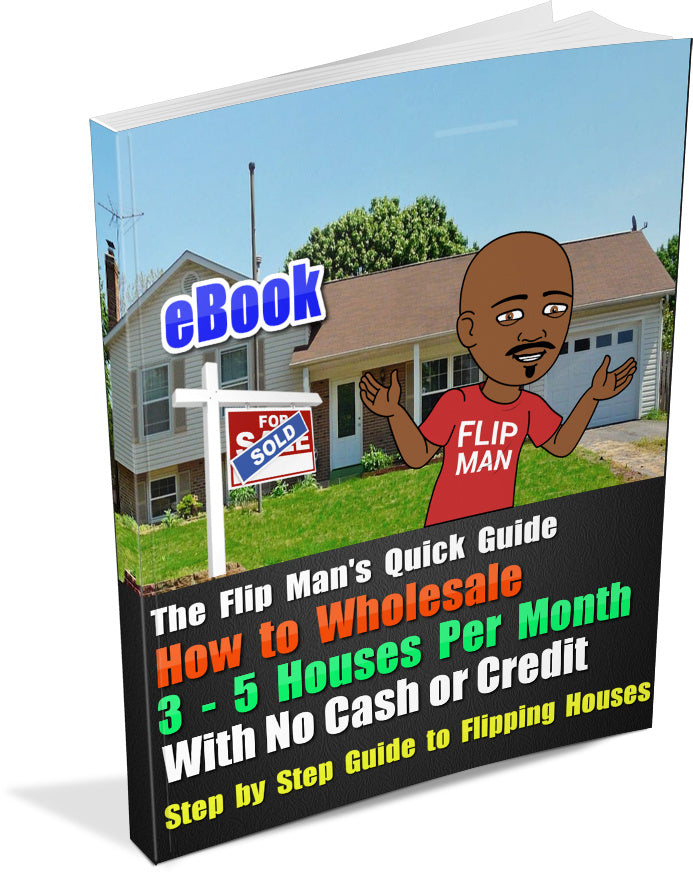 ece984536ba3 ... How to Wholesale 3 - 5 Houses In the Next 30 Days + How To Flip ...