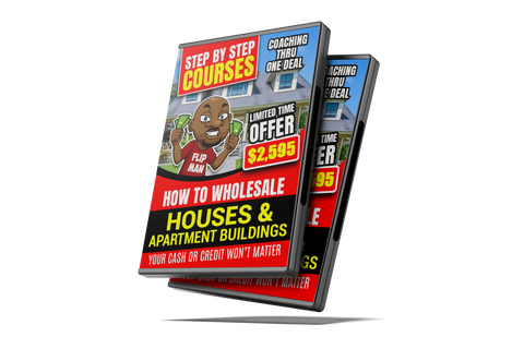 Wholesaling Houses and Apartments Plus Split 1 Deal