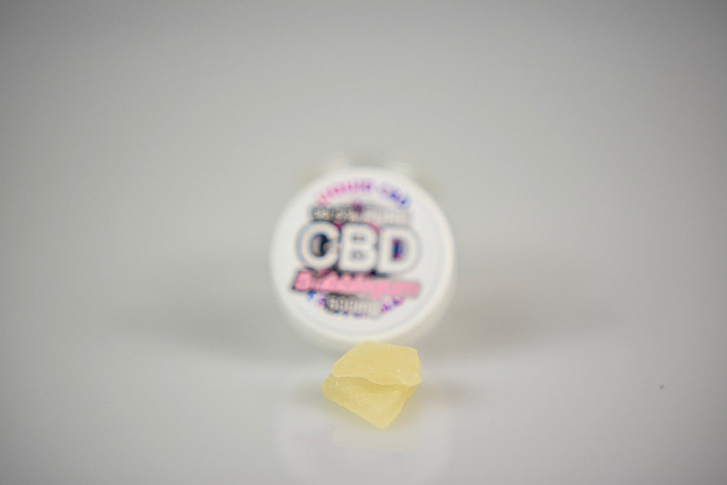 Flavored CBD Isolate