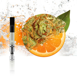 Orange Kush CBD Cartridge