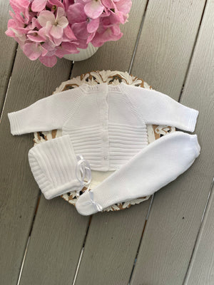 Baby Knitted Set