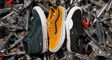 Vans X Independent Truck co.