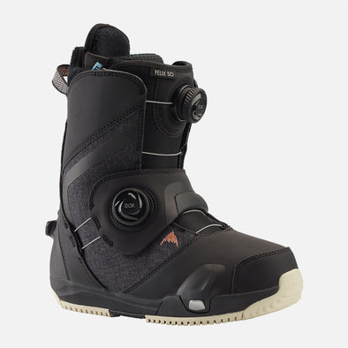 Burton Womens Felix Step On Boots 2021 Black