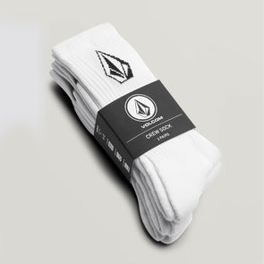 VOLCOM Full Stone Socks - 3 Pack (4407798136914)