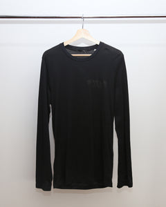 HELMUT LANG 04 STAFF BACKSTAGE LONG SLEEVE XL