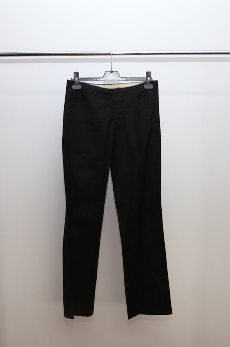 CCP MIXED BLEND PANELED TROUSERS 44