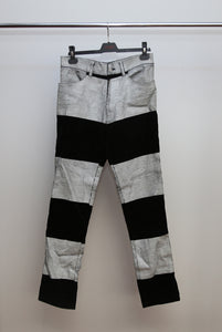 UNDERCOVER 95/96 STRIPED CORDUROY TROUSERS L
