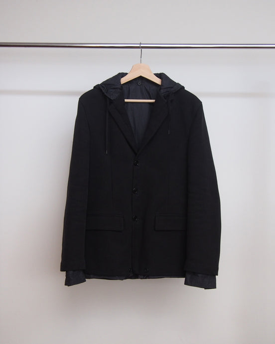 Hussein Chalayan Reversible Hooded Blazer AW05/06 44