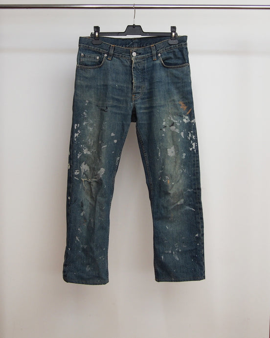 Helmut Lang Painter Jeans 98 33 (altered)