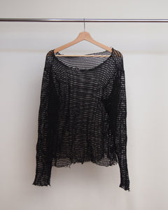 Number (N)ine Mesh Net Knit AW06 3