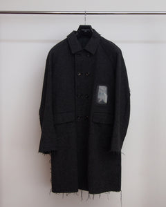 Undercover Long Wool Coat AW15 3