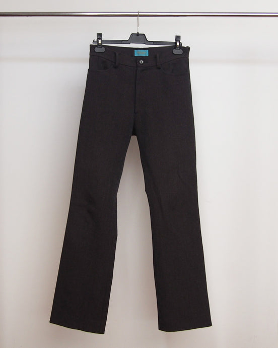 Undercover Grey Wool Trousers AW98 M