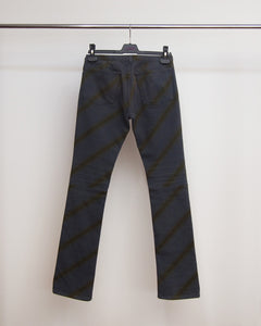 Undercover x SHANTii Striped Trousers AW01 M