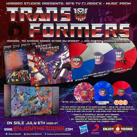 transformers original television series score on sale friday july