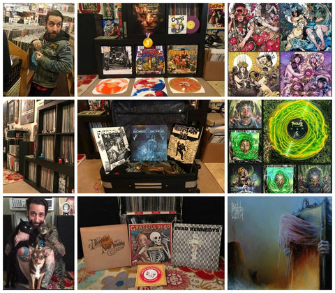 Record Collector Of The Month   Enjoy The Ride Records