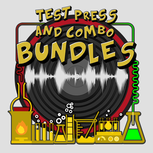 Test Press & Combo Bundles