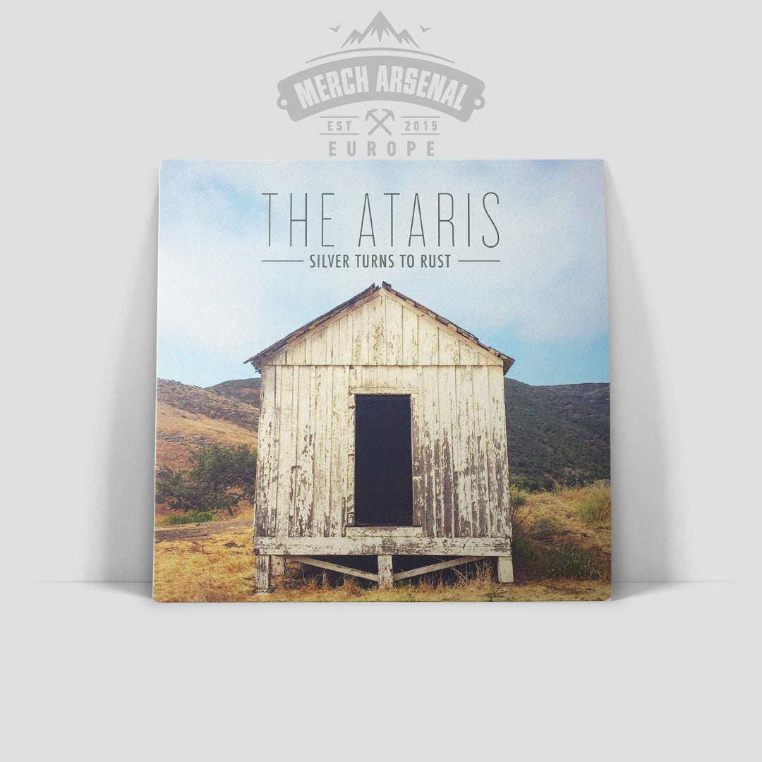 The Ataris- Silver Turns To Rust (Distro Title)
