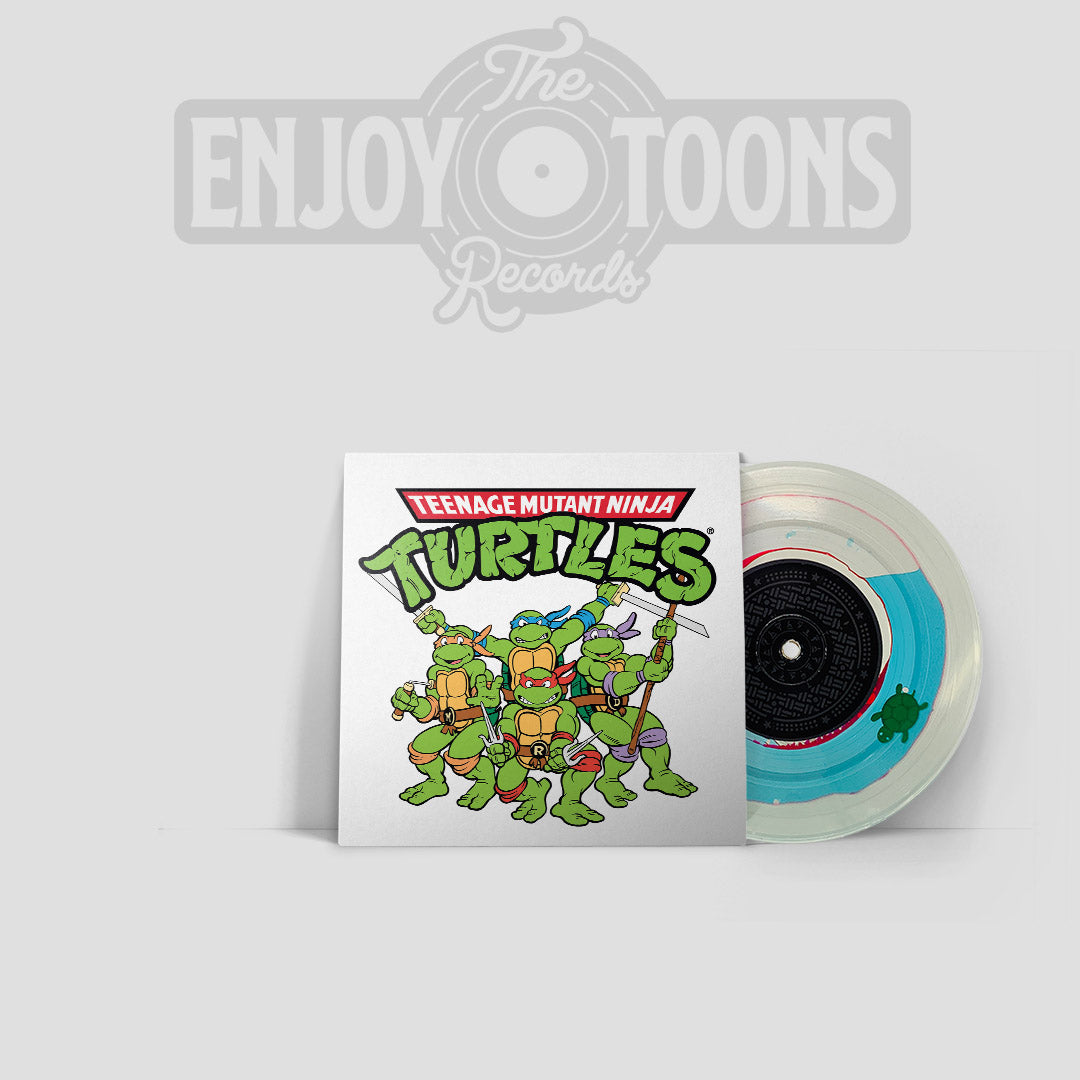 "Totally Tubular Liquid Filled Variant 7"" of Let's Kick Shell! (ETT004)"