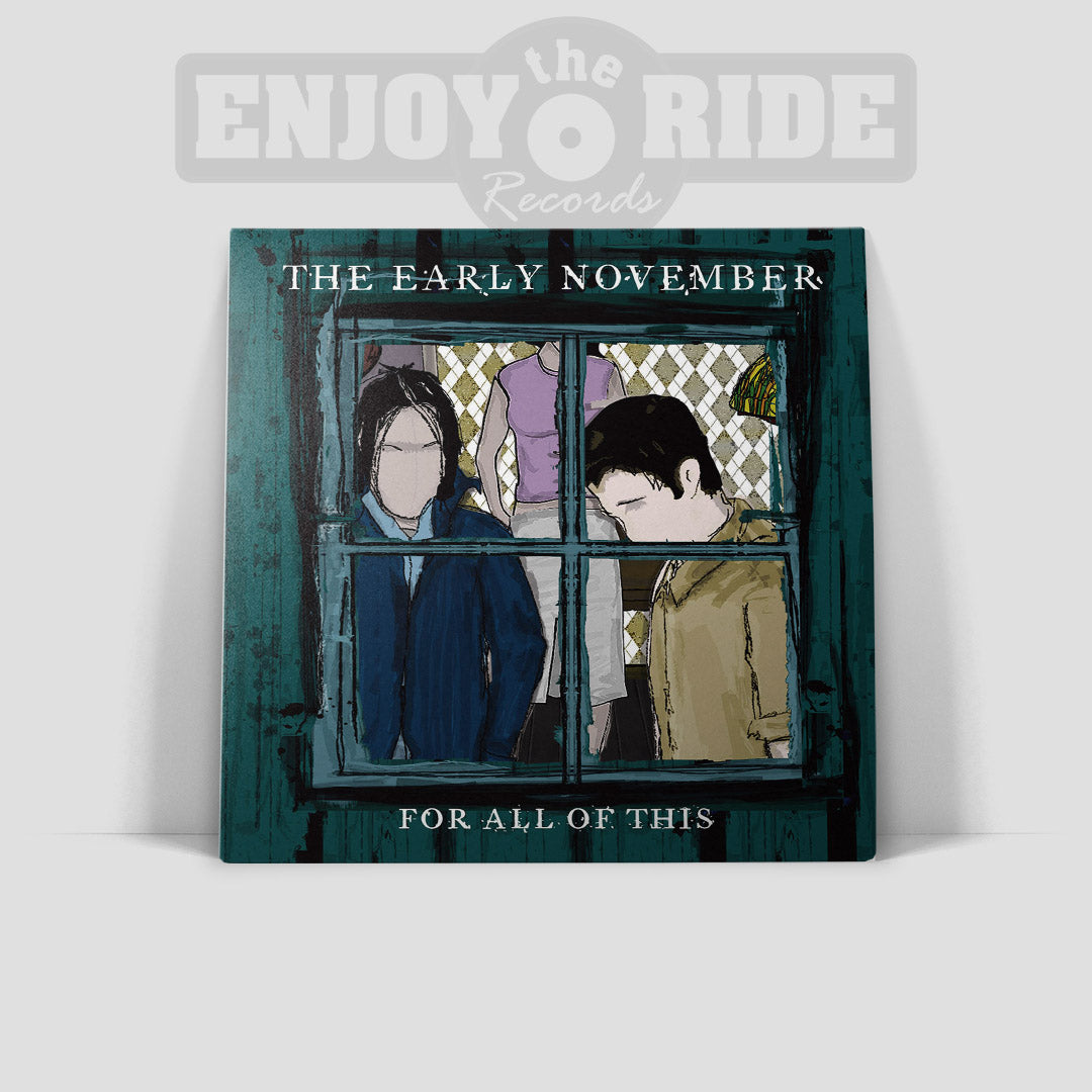 THE EARLY NOVEMBER- FOR ALL OF THIS EP (ETR008)