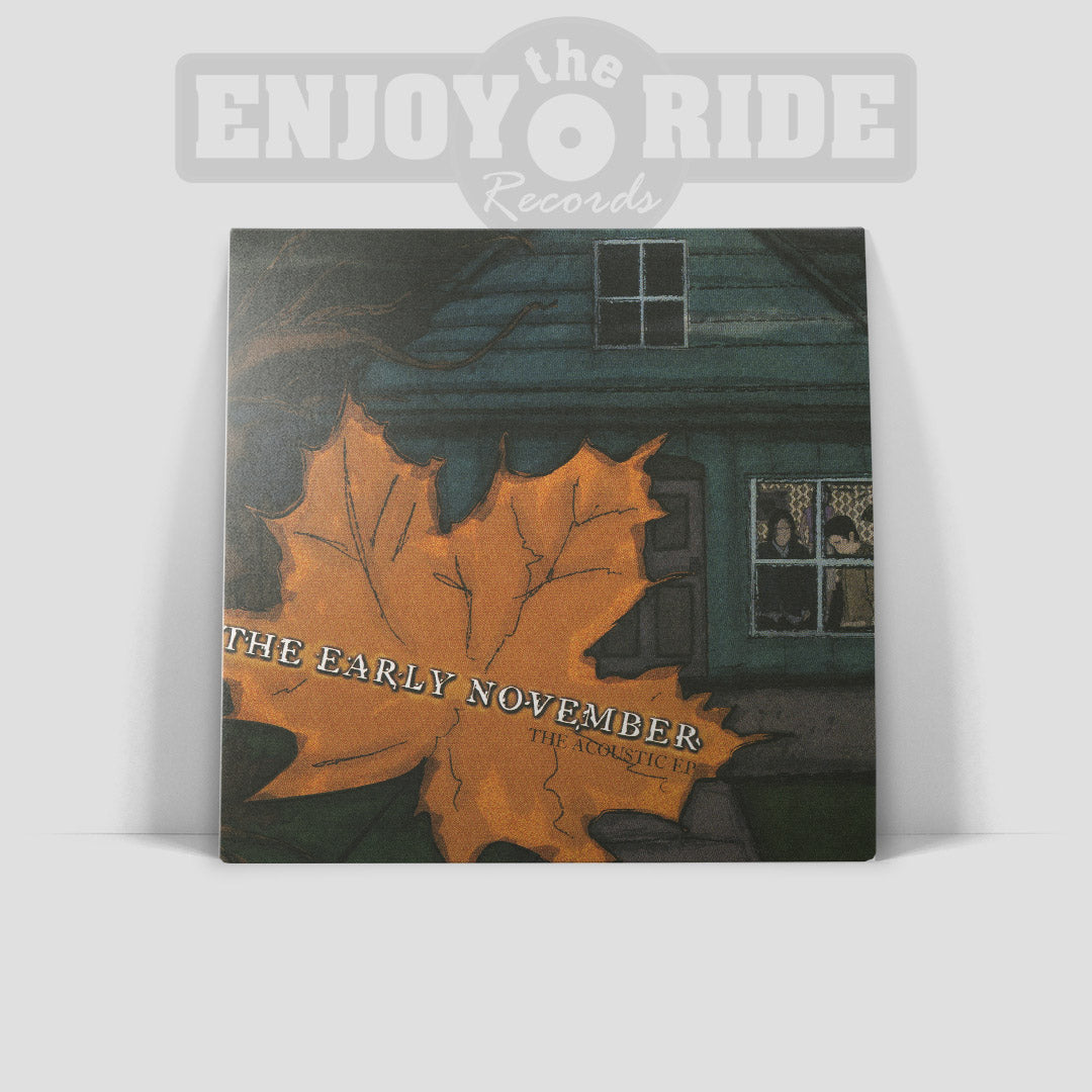 THE EARLY NOVEMBER-THE ACOUSTIC EP (ETR009)