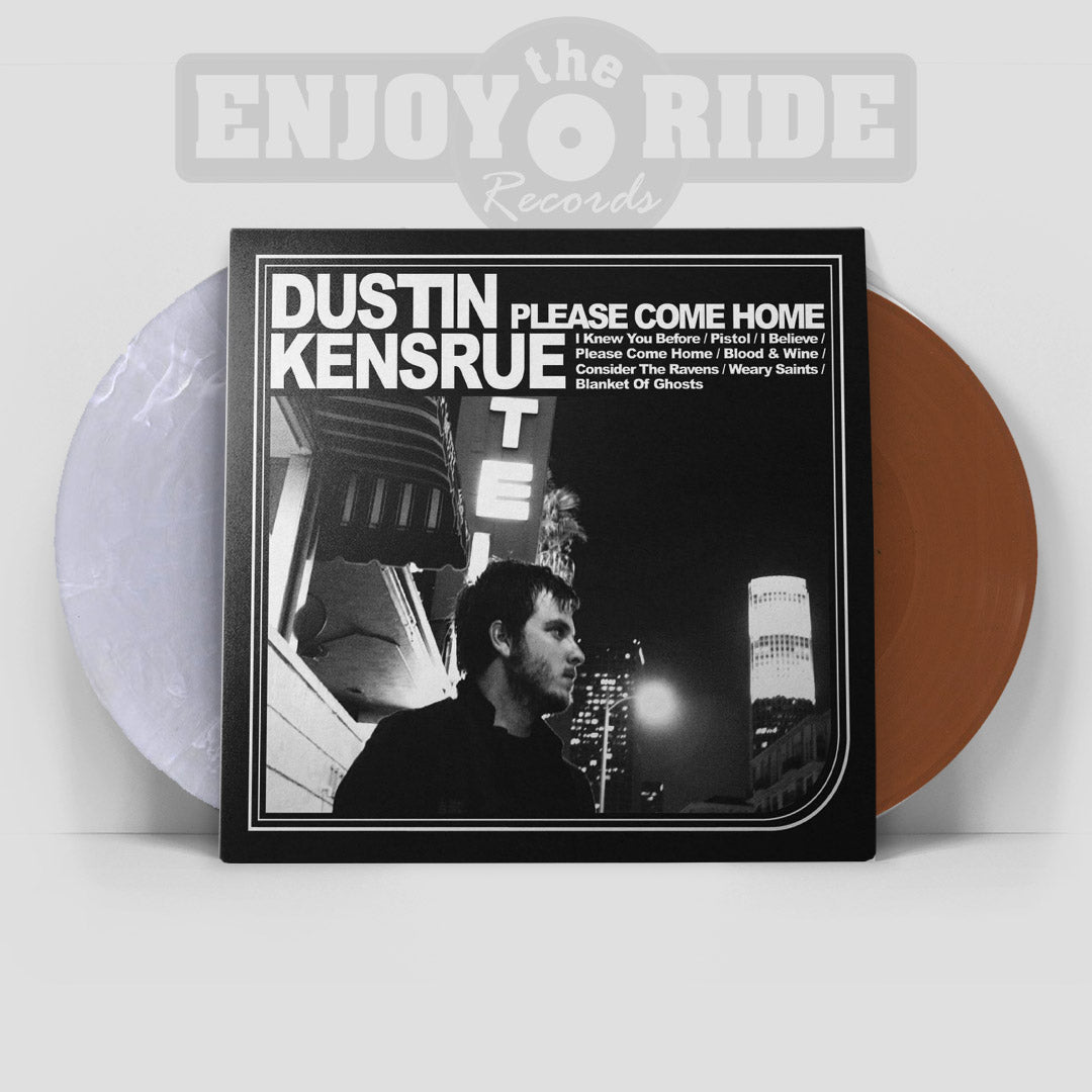 DUSTIN KENSRUE- PLEASE COME HOME (ETR015)