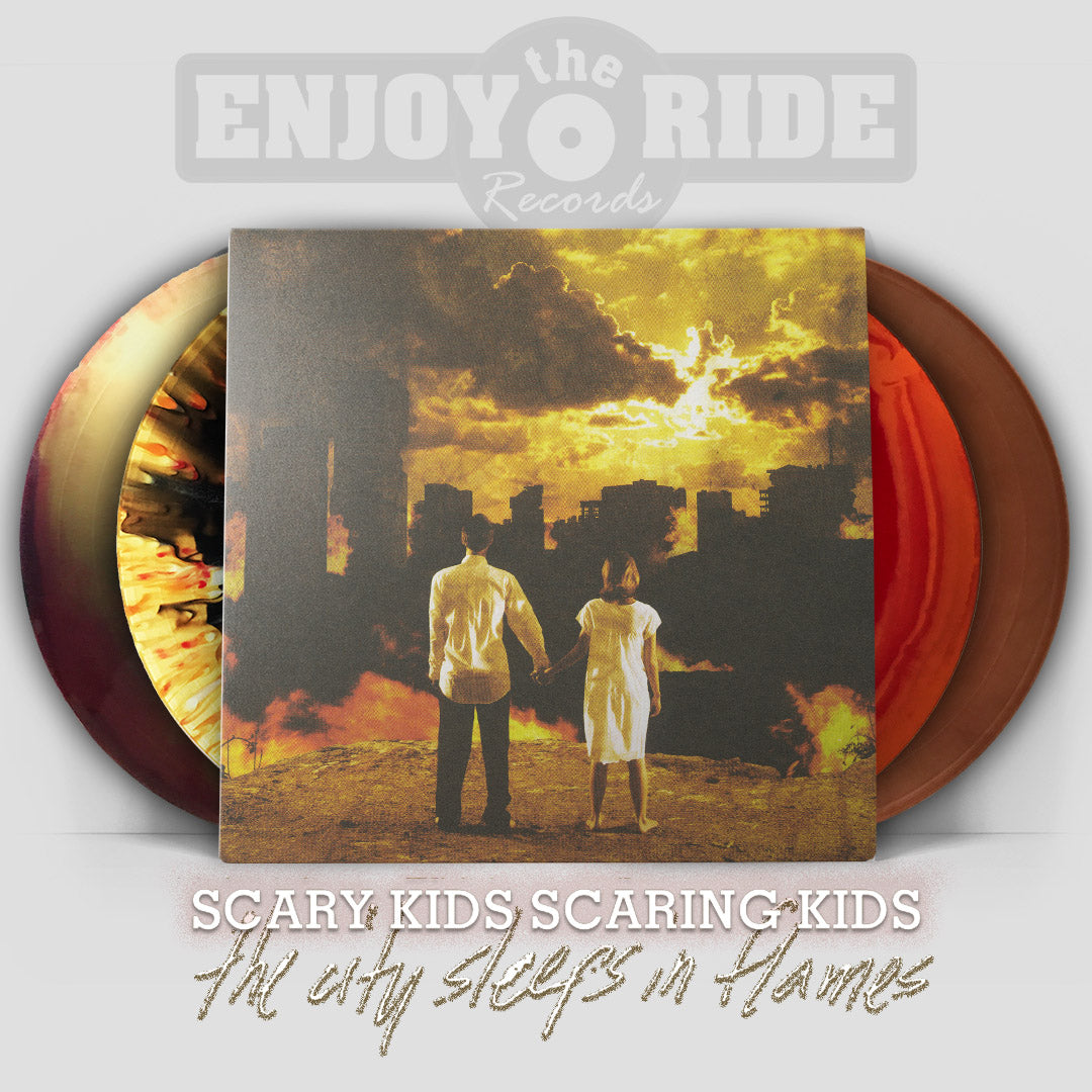 SCARY KIDS SCARING KIDS- THE CITY SLEEPS IN FLAMES (ETR045)