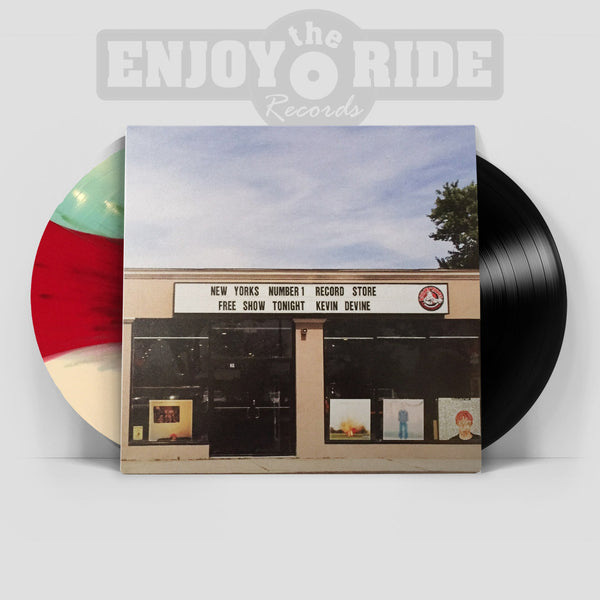 KEVIN DEVINE- LIVE AT LOONEY TUNES (ETR048)