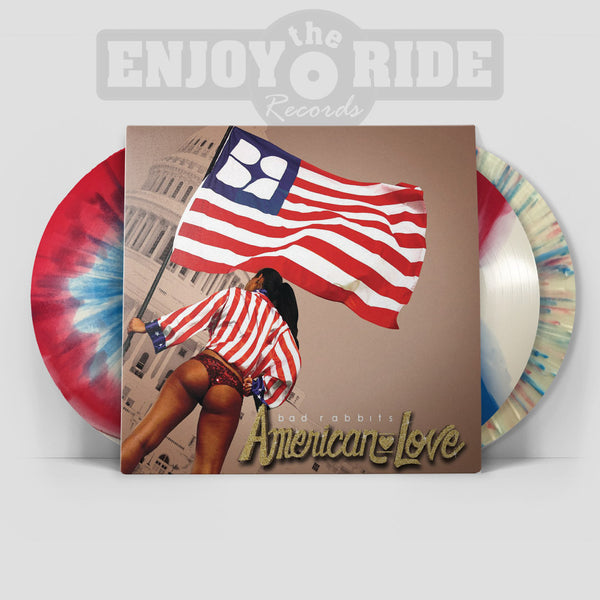 BAD RABBITS- AMERICAN LOVE (ETR052)