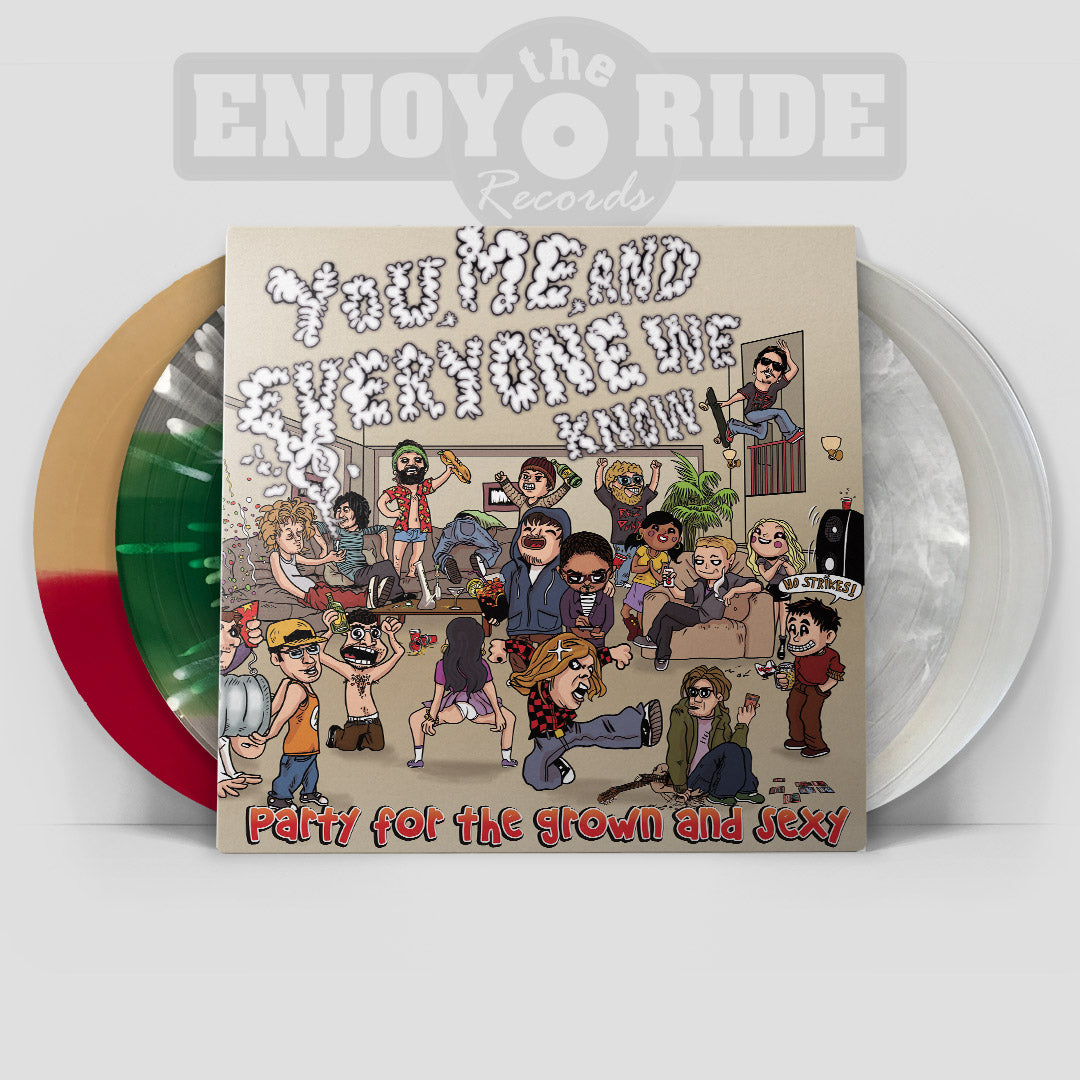 YOU ME AND EVERYONE WE KNOW-PARTY FOR THE GROWN AND SEXY (ETR059)