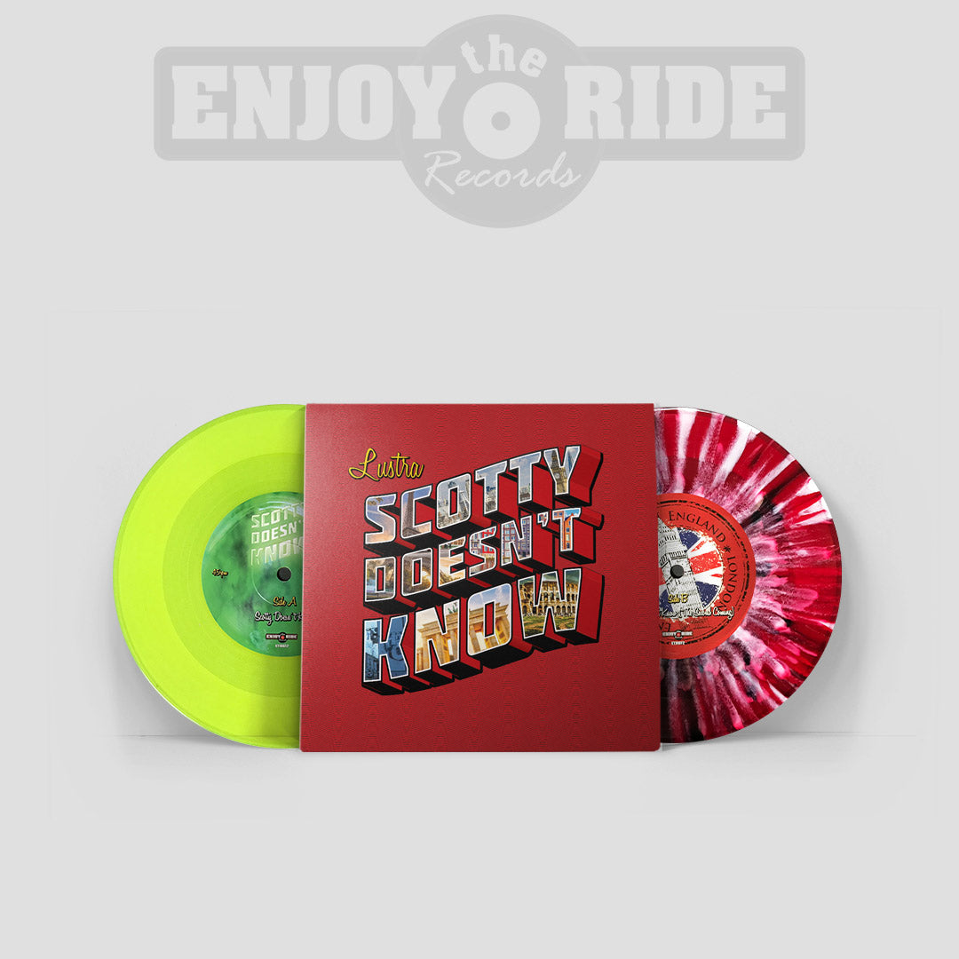"Scotty Doesn't Know 7"" Single (ETR072)"