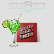 "ABSINTHE FILLED- Scotty Doesn't Know 7"" (ETR076)"