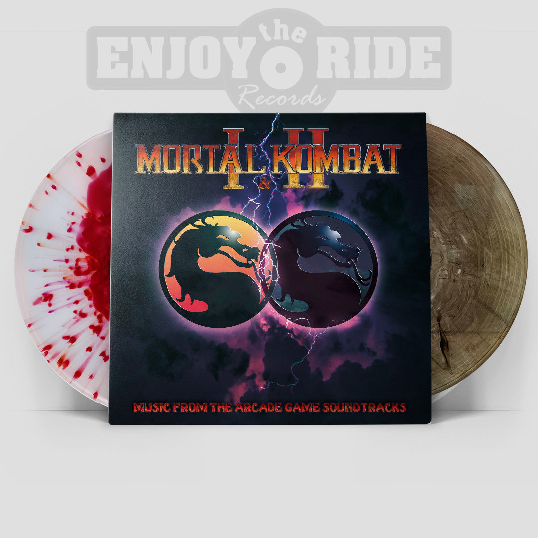 Mortal Kombat 1 & 2: Music From The Arcade Game Soundtracks (ETR074)