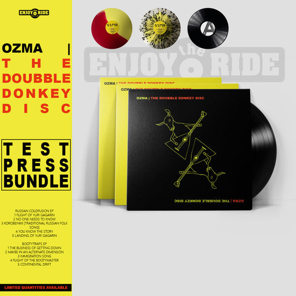 Ozma - DDD Test Press Bundle (ETR080)