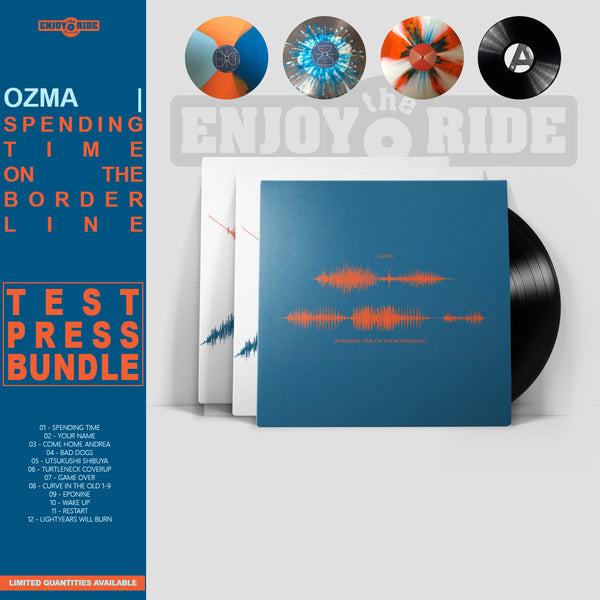Ozma- Spending Time On The Borderline TEST Bundle