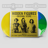 Hidden Figures Score by Pharrell Williams, Hans Zimmer & Benjamin Wallfisch (ETR086/ETT019)