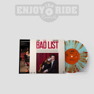 "Z Berg & Ryan Ross 7"" Vinyl Record- The Bad List/I Go To Sleep/I Fall For The Same Face Everytime (ETR092)"