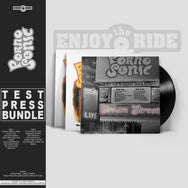 Pornosonic: Cream Streets TEST PRESS BUNDLE