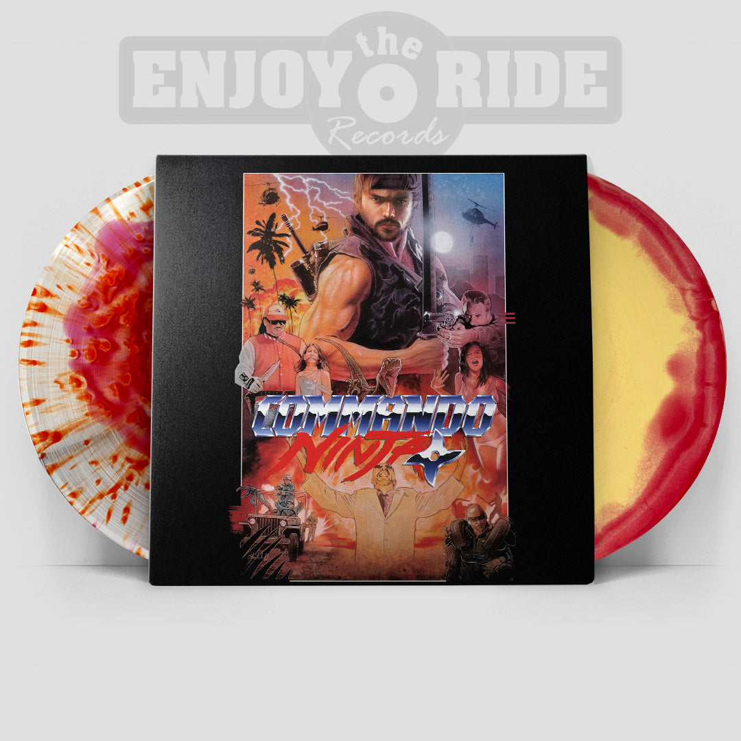 Commando Ninja Test Press Bundle
