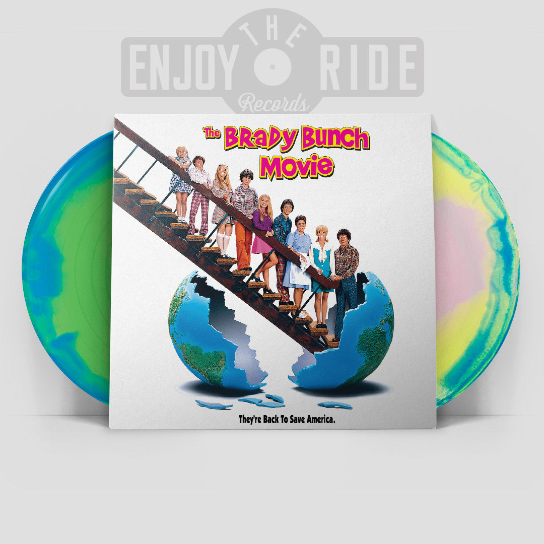The Brady Bunch Movie Soundtrack (ETR097)