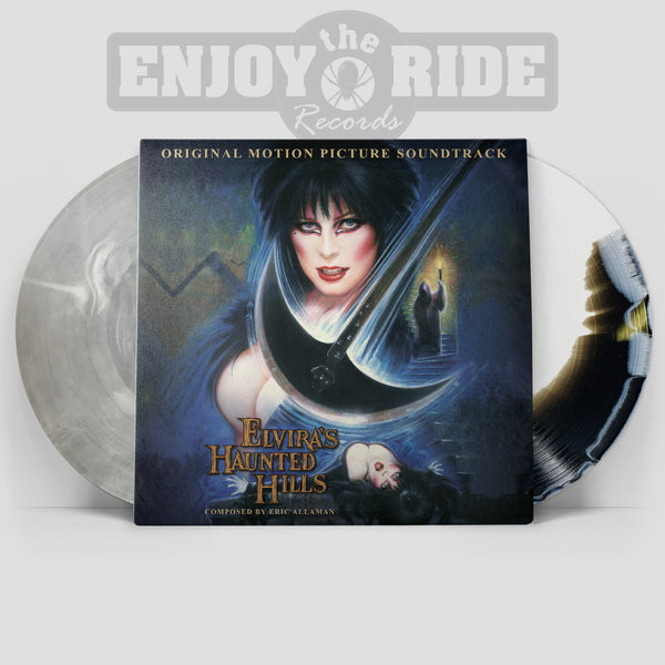 Elvira's Haunted Hills Soundtrack (ETR099)