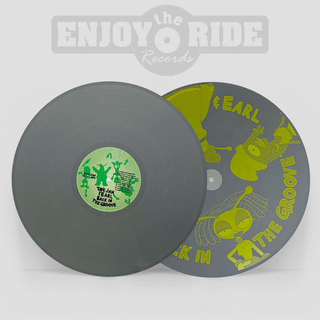 Toe Jam & Earl : Back In The Groove Soundtrack (ETR101)