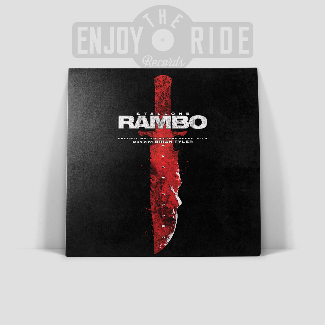 Rambo: Last Blood By Brian Tyler (ETR102)
